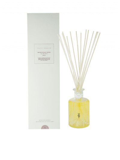 True Grace - Moroccan Rose reed diffuser
