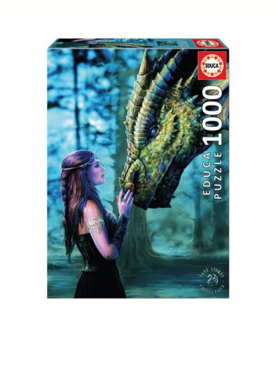 Educa - 1000 piece jigsaw - once upon a time