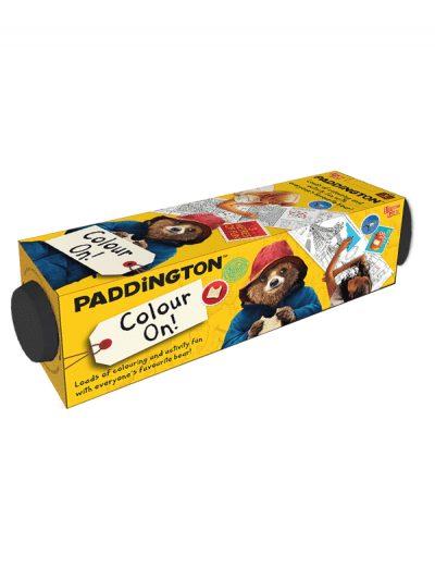 University Games - Paddington colouring roll