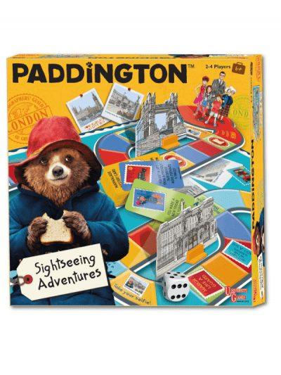 University Games - Paddington sightseeing board games