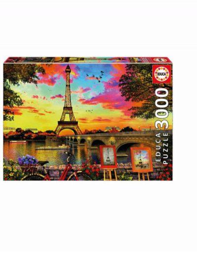 Educa - Paris 3000 piece jigsaw