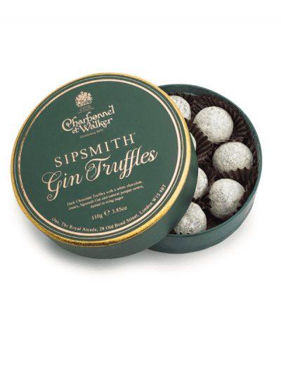 Charbonnel et Walker - gin truffles