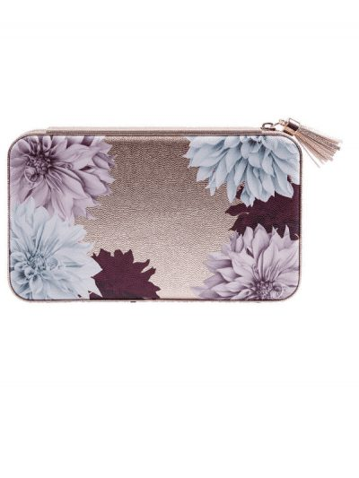 Ted Baker - large jewellery case - clove