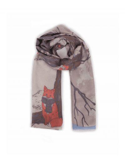 Powder - winter chums scarf