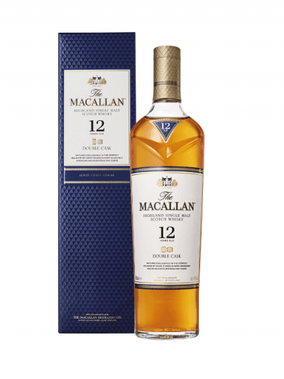 The Macallan 12 year old whisky