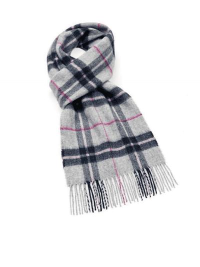 Bronte by Moon Ashby scarf - fuchsia