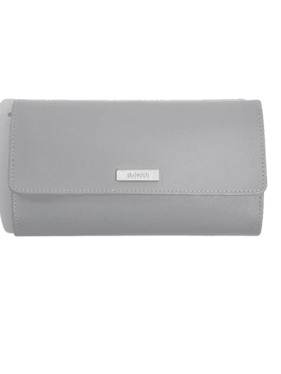 Dulwich grey purse