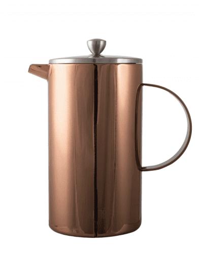 La Cafetiere 8 cup cafetiere copper