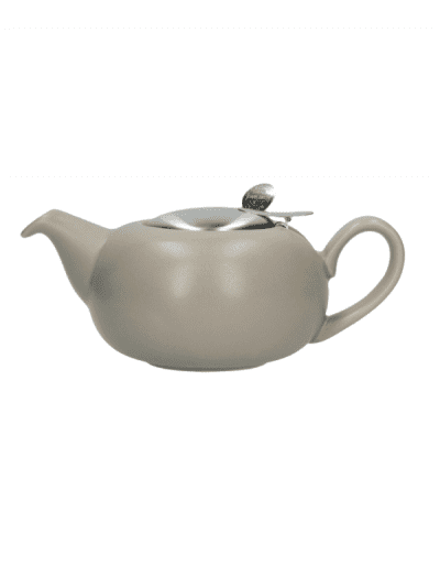 London Pottery 4 cup teapot - matte putty