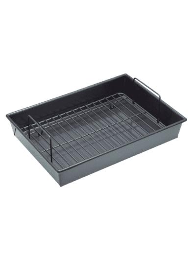 Chicago Metallic Roasting pan with rack