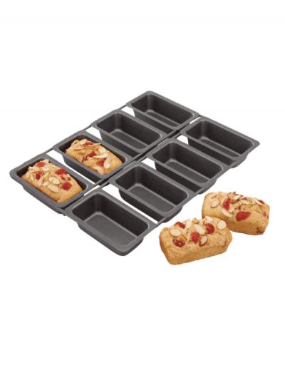 Chicago Metallic mini loaf pan
