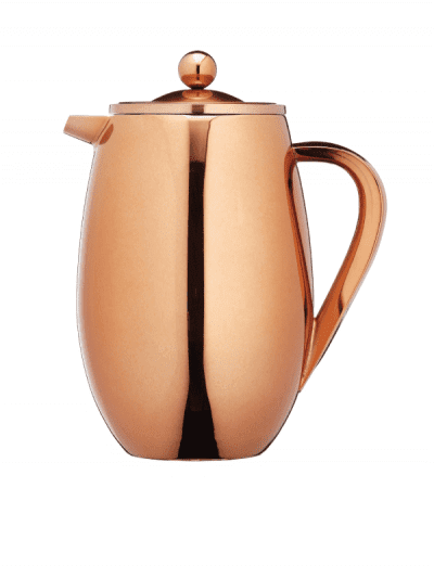 Le Express 1 litre cafetiere - copper