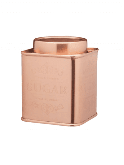 Le Xpress sugar tin - copper