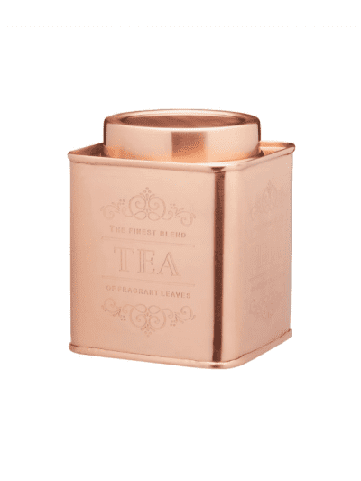 Le Xpress tea tin - copper