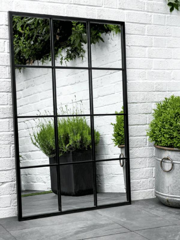 Garden Trading Rectangular Mirror