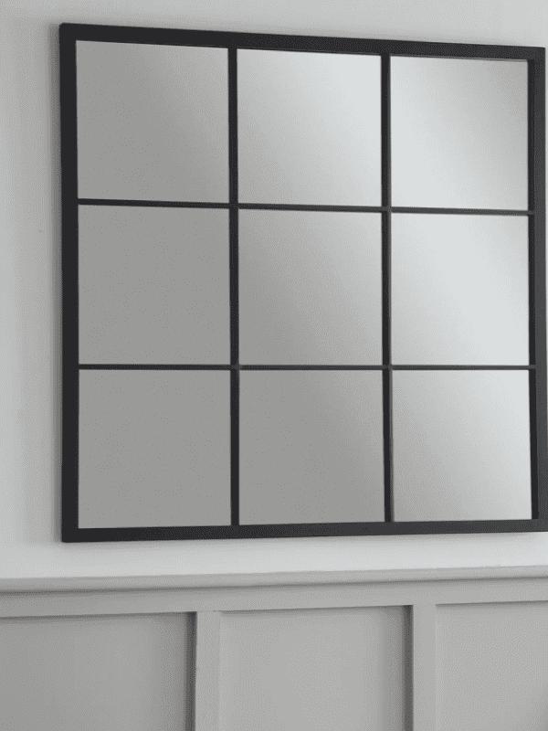 garden trading fulbrook square indoor mirror