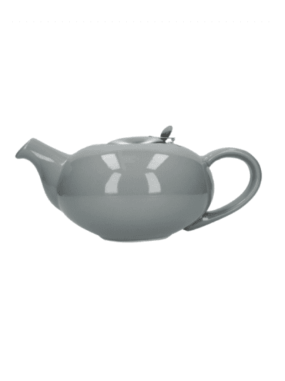London Pottery 2 cup teapot - grey