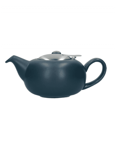 London Pottery 4 cup tea pot - slate