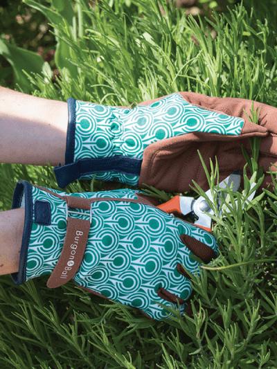 Burgon & ball gardening gloves deco