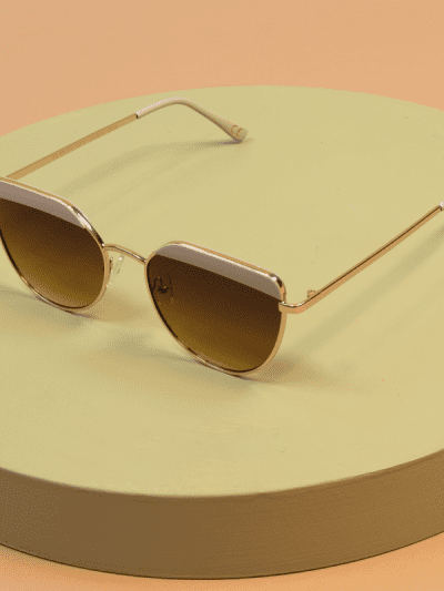 powder retro sunglasses