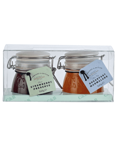 Cartwright and butler small preserve gift set
