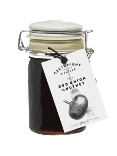 Cartwright and butler red onion chutney