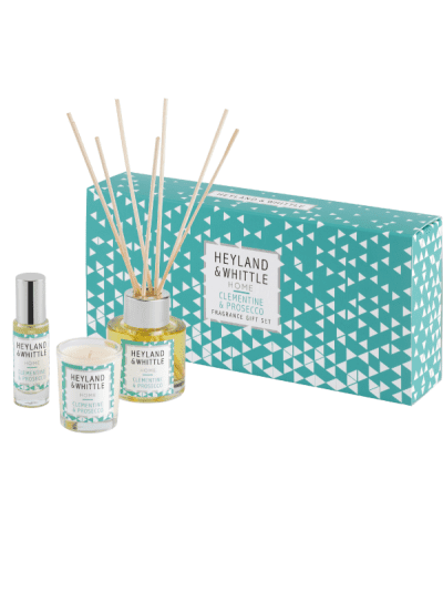 heyland and whittle clementine and Prosecco gift set