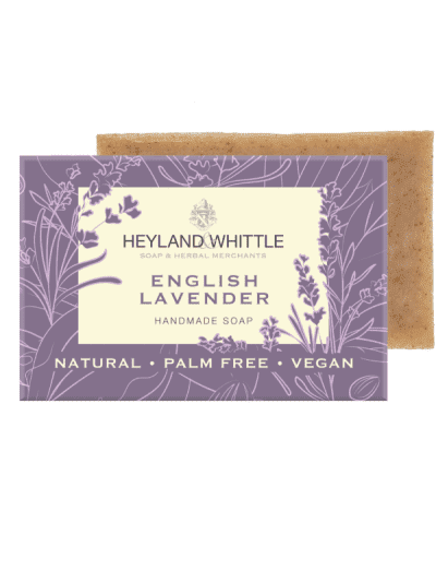 heyland and whittle English lavender soap