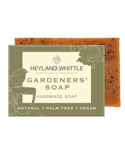 heyland and whittle gardeners soap