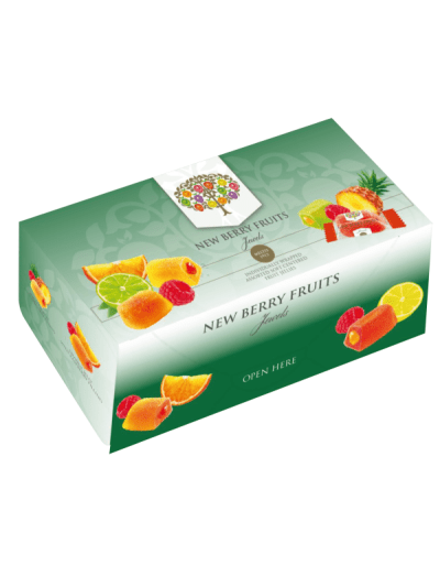 new berry fruit assorted jellies