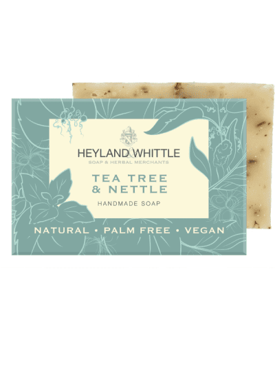 heyland and whittle tea tree and nettle soap