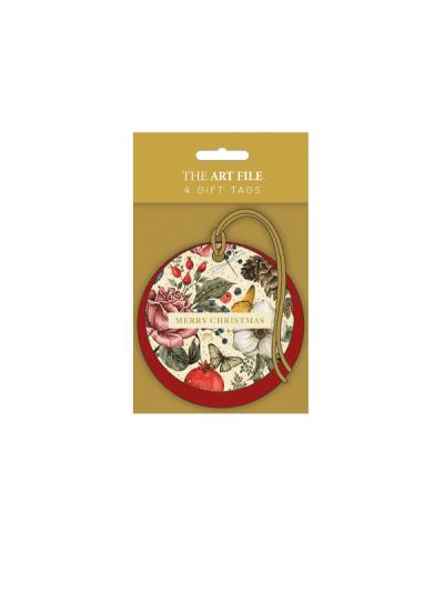 the art file decadence circular tags