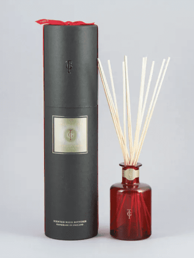 true grace manor christmas reed diffuser